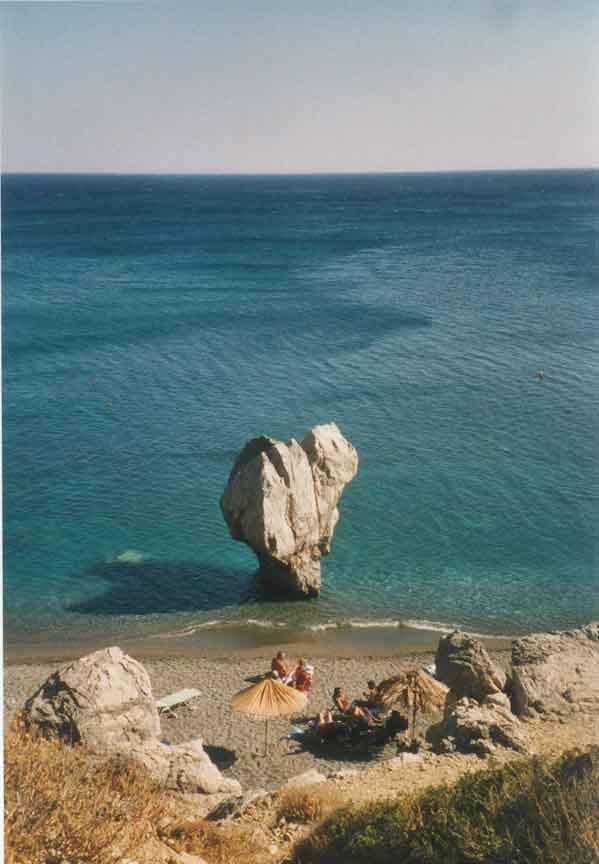 Kreta Naxos Mykonos