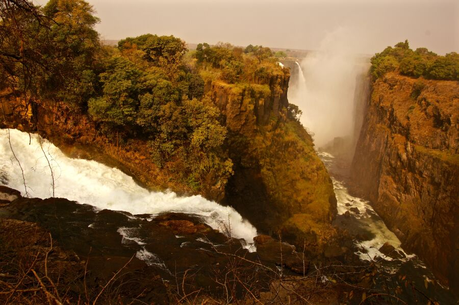 Simbabwe Victoria Falls