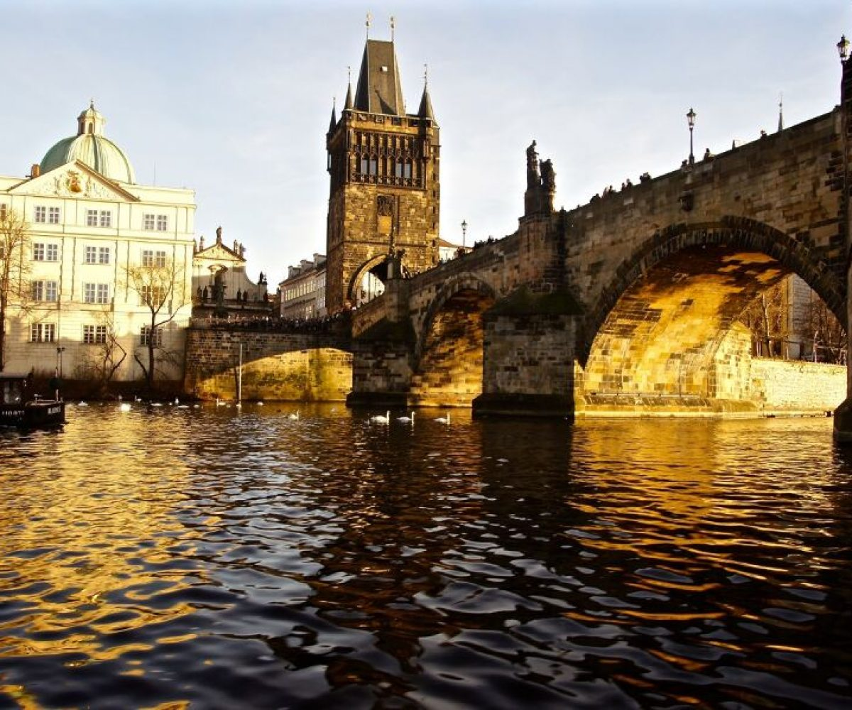Prag und Cesky Krumlov