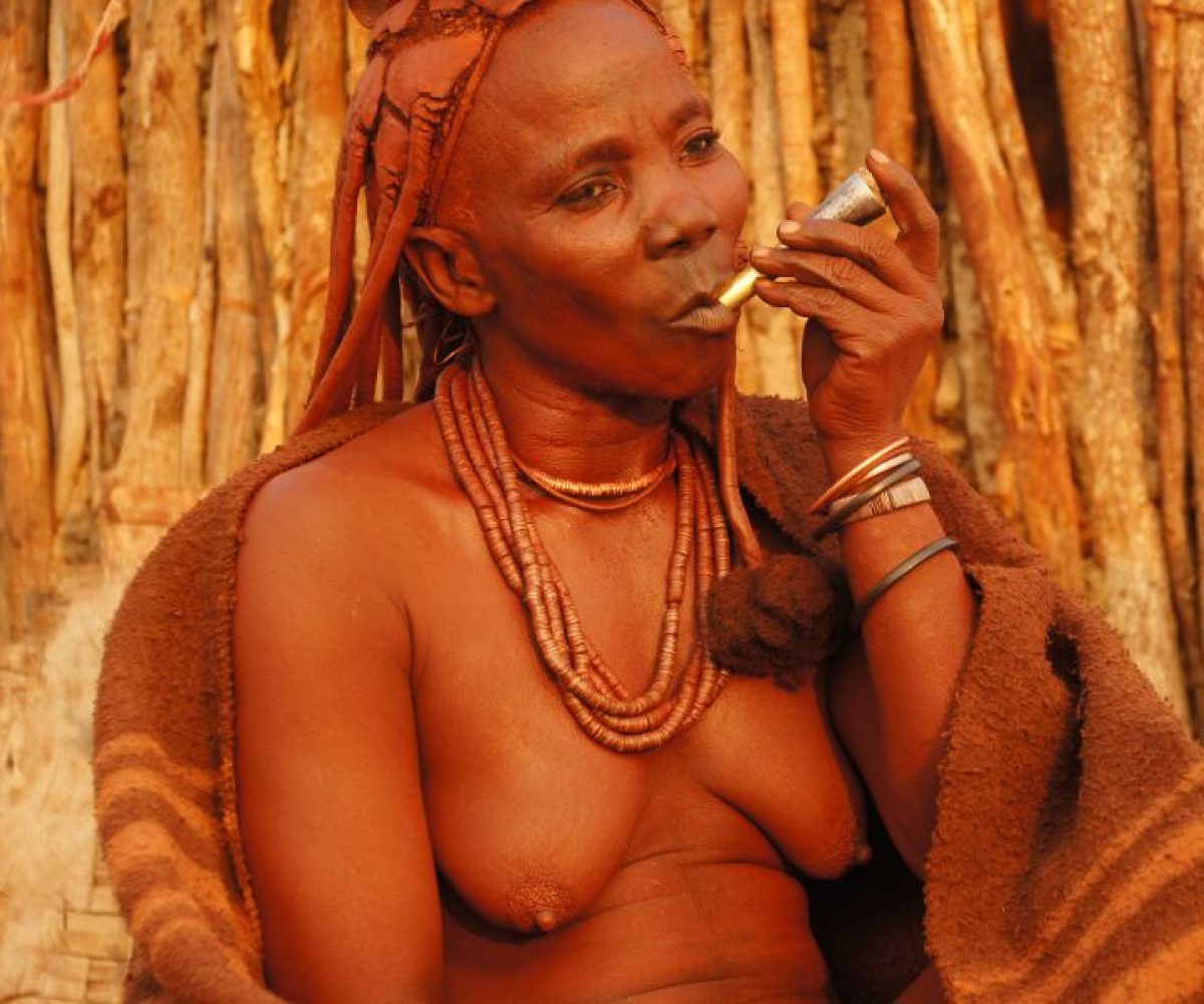 Namibia Okahirongo Kaokoland Himba