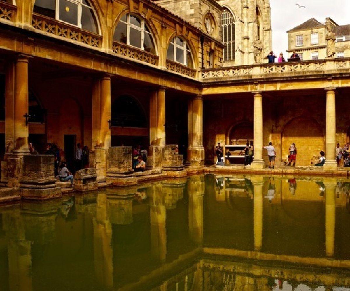 Bath und Bristol