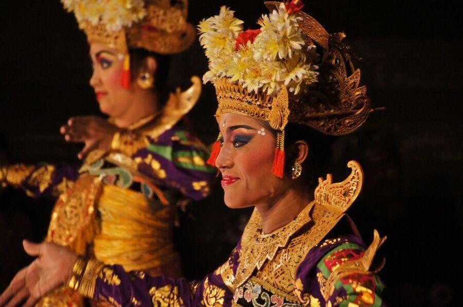 Bali Tänze