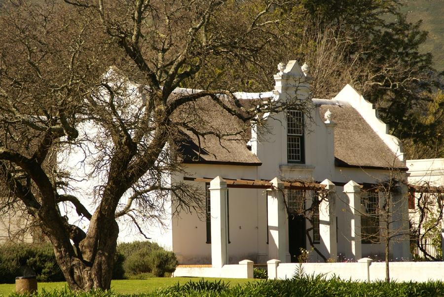 Südafrika Weinregion