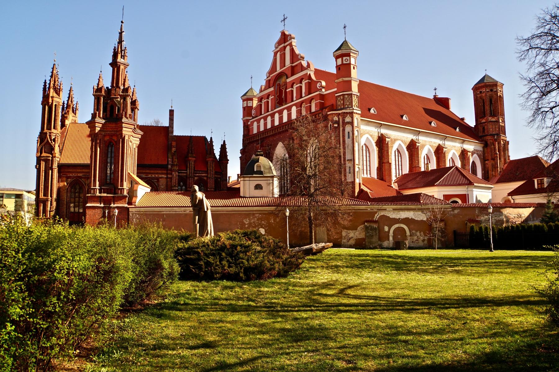Litauen Vilnius
