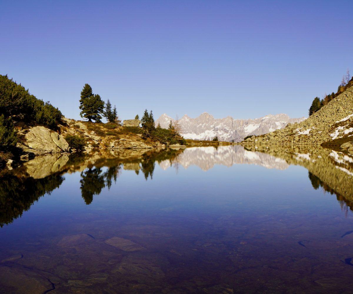 Spiegelsee Bodensee Grundlsee